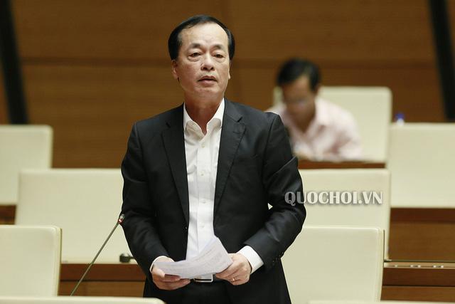 Quốc hội chất vấn: Điểm tên các vụ án đất đai ở TP.HCM, Đà Nẵng - Ảnh 2.