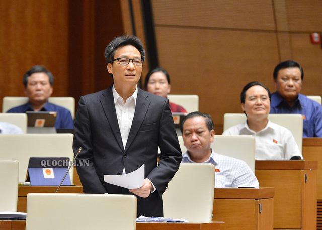 Bộ trưởng Nguyễn Xuân Cường: Tỉ lệ rừng trên đầu người của Việt Nam thấp - Ảnh 1.