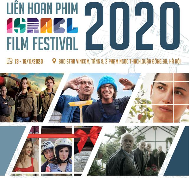 Sáu bộ phim đặc sắc tặng khán giả Việt Nam trong Liên hoan phim Israel 2020 - Ảnh 1.