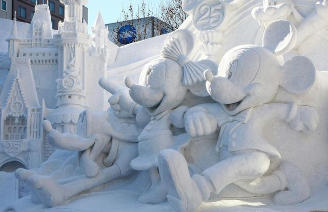 Lần đầu tiên Nhật Bản hủy Lễ hội tuyết Sapporo - Ảnh 1.
