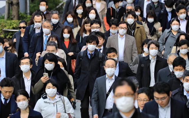 Nhật Bản cho phép người nước ngoài bị mắc kẹt vì dịch COVID-19 làm việc bán thời gian - Ảnh 1.