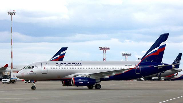 Hãng hàng không Nga dành riêng chỗ cho khách không đeo khẩu trang - Ảnh 1.