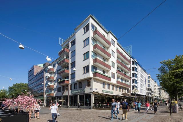 COVID-19 mang đến cơ hội giải quyết tình trạng thiếu nhà ở cho Thụy Điển - Ảnh 1.