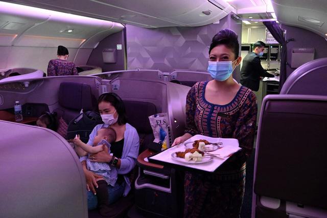 Hãng hàng không Singapore triển khai chương trình Hộ chiếu COVID-19 - Ảnh 1.