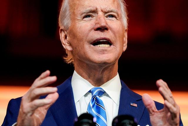 Ông Biden: Điều tốt đẹp tôi làm là ngăn ông Trump có nhiệm kỳ 2 - Ảnh 1.