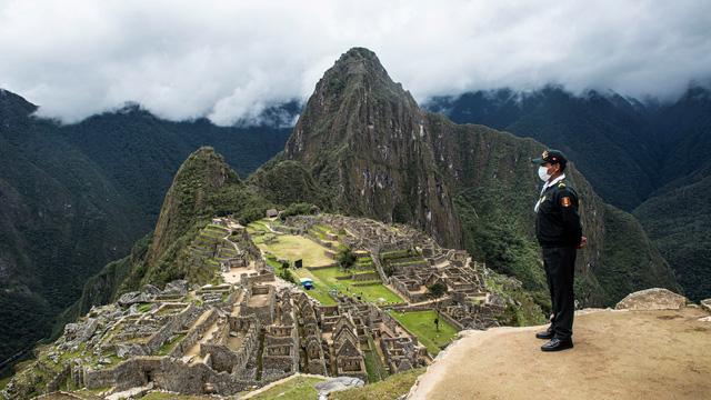 Peru nới lỏng hạn chế tại khu du lịch thánh địa Machu Picchu - Ảnh 1.
