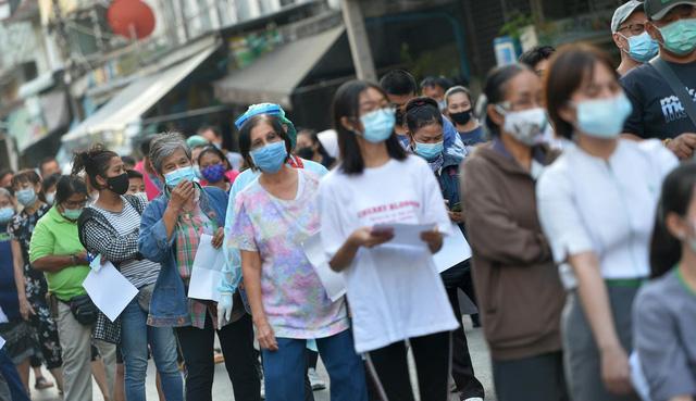 Thái Lan cho lao động nhập cư bất hợp pháp đăng ký làm việc - Ảnh 1.