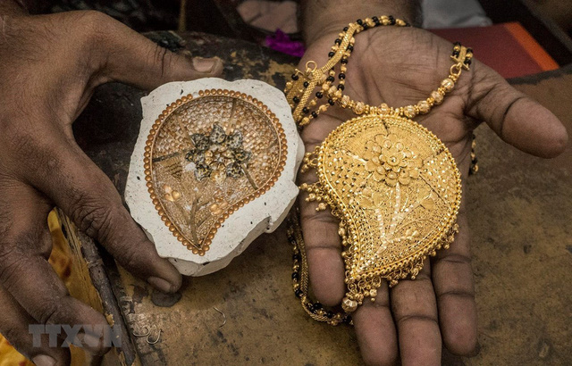 Phát hiện mỏ vàng trữ lượng hơn 3.000 tấn - Ảnh 1.