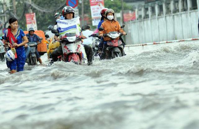 Cảnh báo tình trạng nước biển dâng ở nhiều nước châu Á - Ảnh 1.