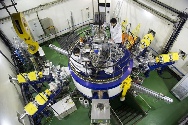Hàn Quốc sản xuất đồng vị phóng xạ diệt 80% tế bào ung thư - Ảnh 1.