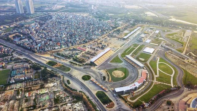 Hà Nội sẽ cấm nhiều tuyến đường phục vụ giải đua xe công thức 1 - Ảnh 1.