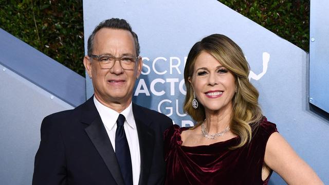 Vợ chồng ngôi sao Holywood Tom Hanks và Rita Wilson dương tính với virus corona - Ảnh 1.