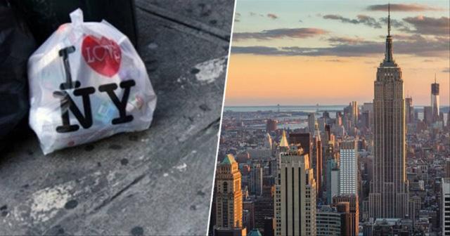 New York cấm túi nilon sử dụng một lần từ ngày 1/3 - Ảnh 1.