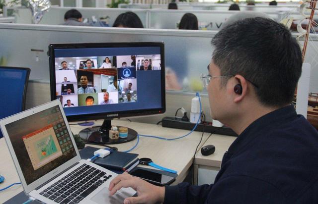 Phòng chống COVID-19: Làm việc online hiệu quả với các ưu đãi từ VNPT - Ảnh 1.