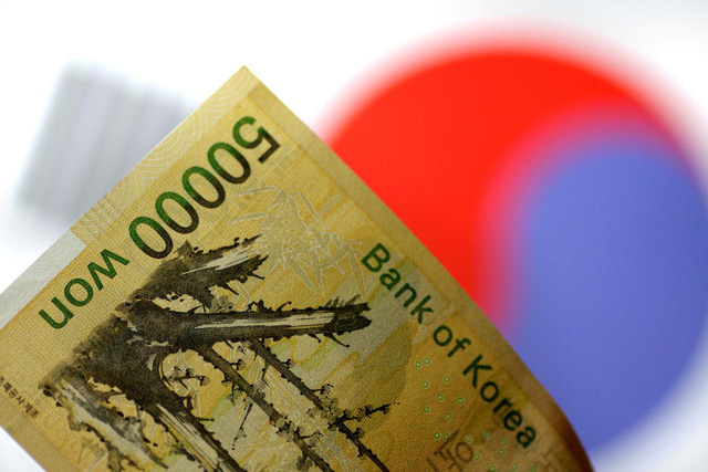 Hàn Quốc cung cấp thanh khoản không giới hạn - Ảnh 1.