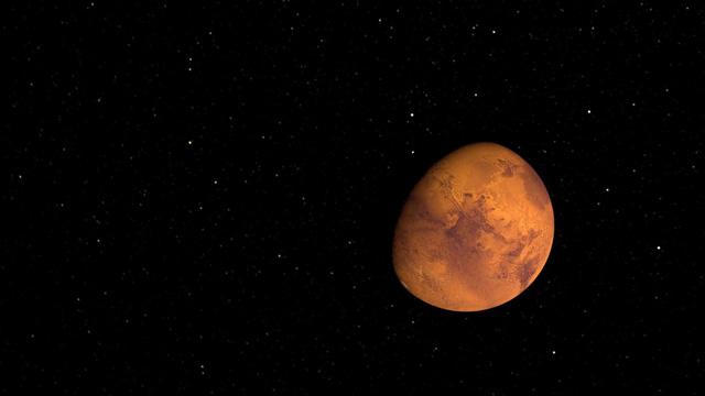 Cơ hội chiêm ngưỡng bộ ba Hỏa tinh, Mộc tinh và Thổ tinh trước bình minh - Ảnh 1.