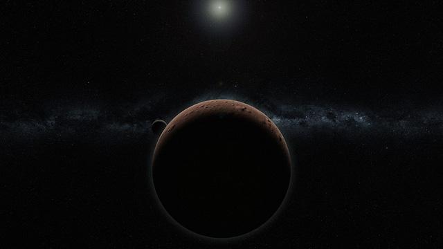 Đặt tên thủy thần của Trung Quốc cho một hành tinh lùn trong hệ Mặt Trời - Ảnh 1.