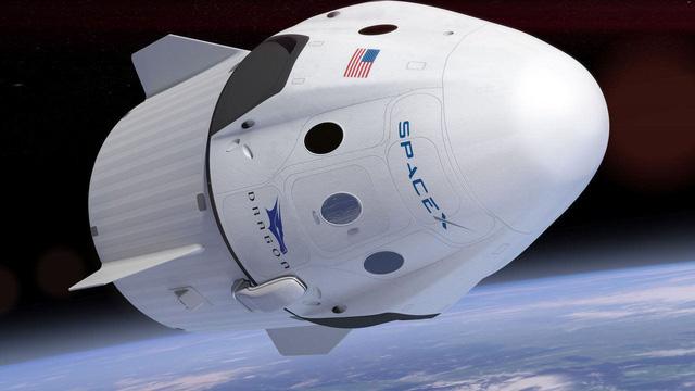 SpaceX se dua 3 khach du lich len tram ISS vao nam 2021