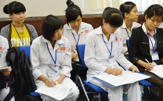 Thực tập sinh nước ngoài bị mất việc tại Nhật Bản được chuyển đổi công việc - Ảnh 1.