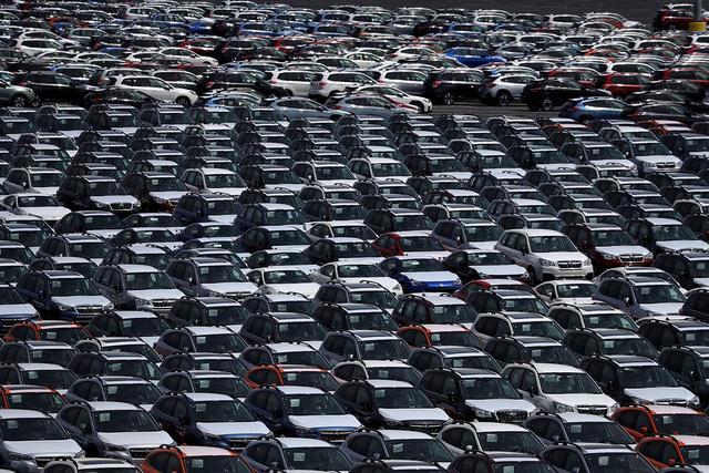 Sản lượng ô tô toàn cầu có thể sẽ giảm 19 triệu chiếc trong năm nay - Ảnh 1.