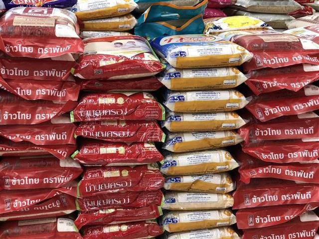 Thái Lan chưa có kế hoạch hạn chế xuất khẩu gạo - Ảnh 1.