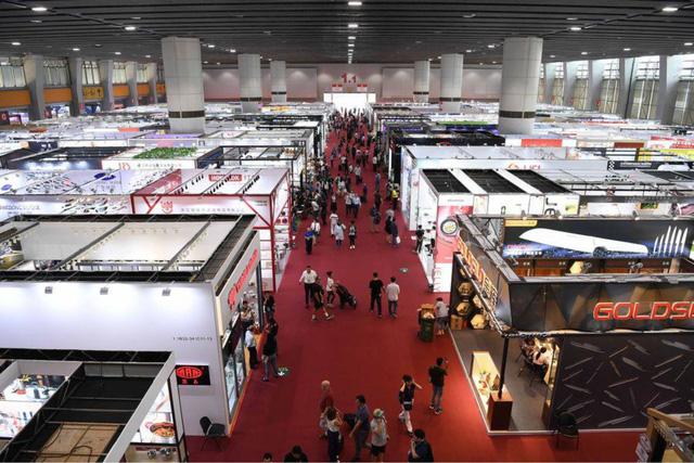 Trung Quốc tổ chức Hội chợ hàng hóa xuất-nhập khẩu trực tuyến - Ảnh 1.