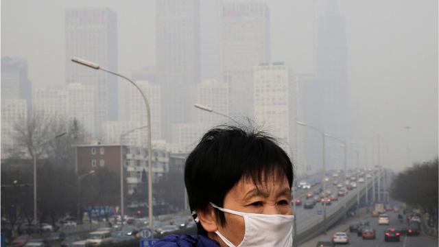 Ô nhiễm không khí tăng trở lại ở Trung Quốc sau thời gian phong tỏa - Ảnh 1.