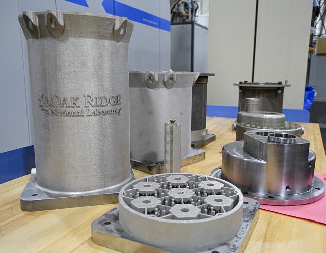 Mỹ phát triển công nghệ in 3D lõi lò phản ứng hạt nhân - Ảnh 1.