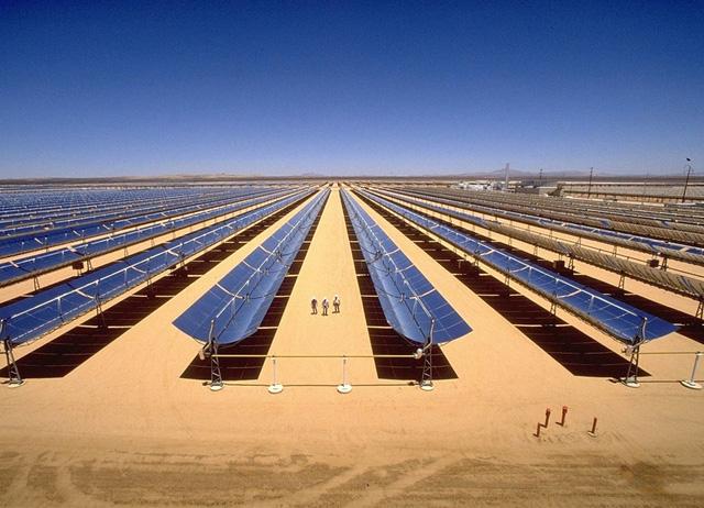 Siêu dự án điện Mặt trời với tổng vốn đầu tư 3,6 tỉ USD tại Algeria - Ảnh 1.