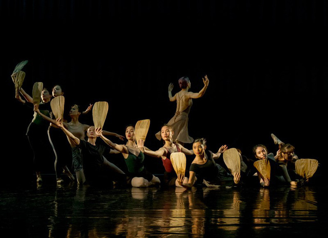 Đưa Truyện Kiều lên sân khấu ballet - Ảnh 1.