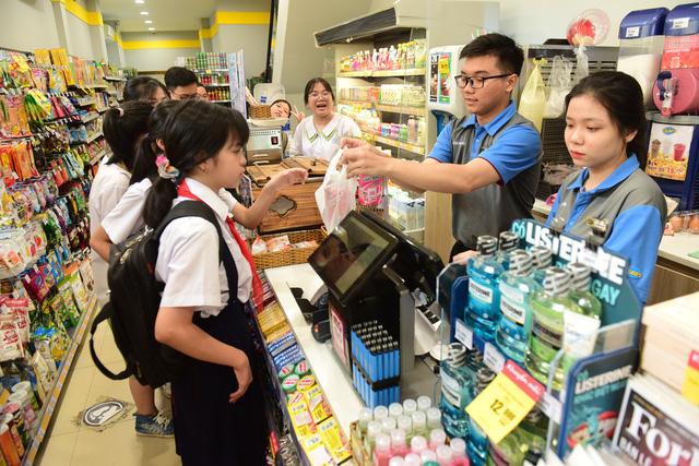 Saigon Co.op tiếp thị nông sản trên nền tảng ví điện tử - Ảnh 1.