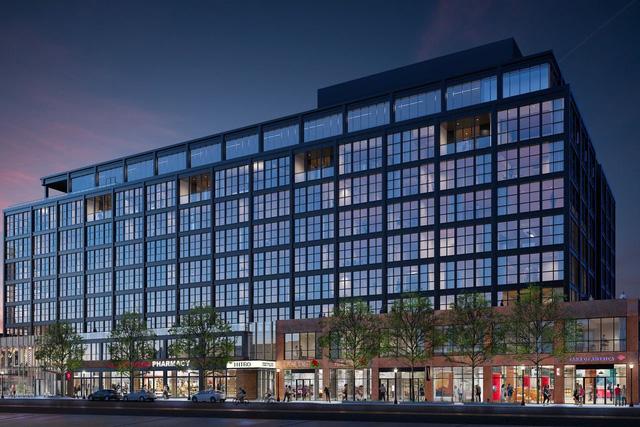 Mỹ khởi động dự án xây dựng khu nhà gỗ cao nhất nước - Ảnh 1.