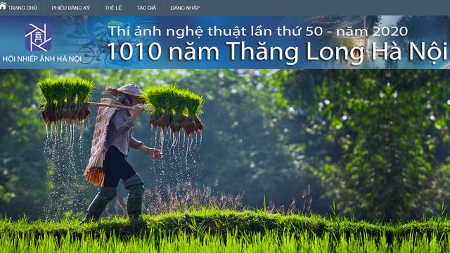Phát động cuộc thi ảnh nghệ thuật Hà Nội niềm tin và hy vọng - Ảnh 1.