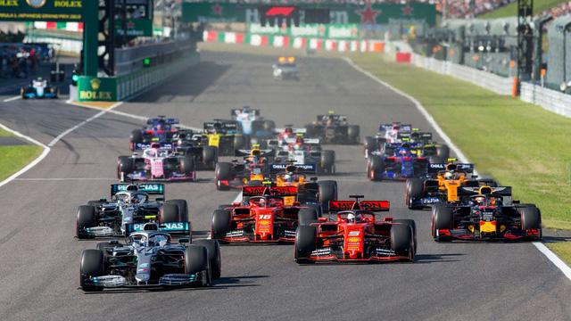 Hủy các chặng đua F1 năm 2020 tại Azerbaijan, Singapore và Nhật Bản - Ảnh 1.