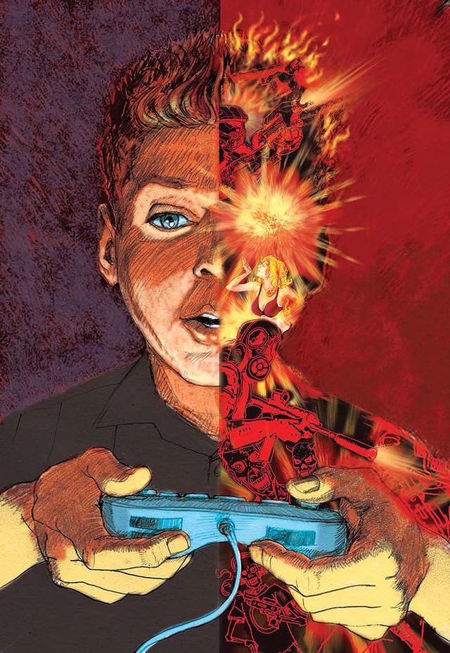 Hãy ngừng dạy trẻ cách giết người - Ảnh 2.