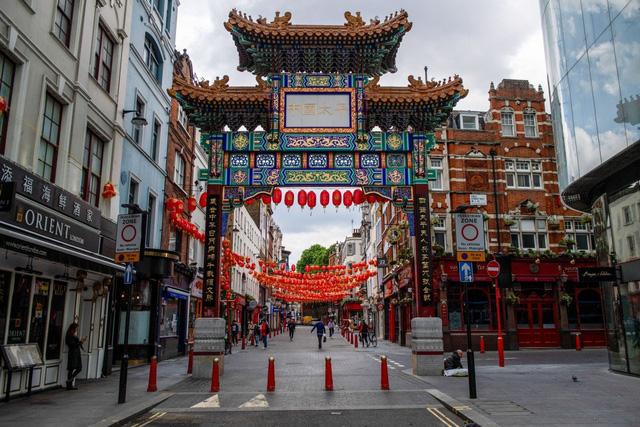 Chinatown tại London khó có thể trụ vững sau cơn bão COVID-19 - Ảnh 1.