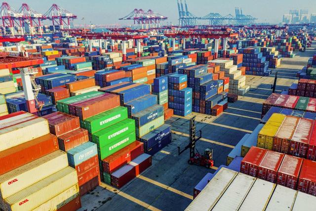 WTO: Thương mại toàn cầu sẽ giảm khoảng 18,5% trong quý II/2020 - Ảnh 1.