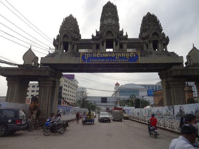 Lào và Thái Lan vẫn đóng cửa biên giới, hạn chế giao thương với Campuchia - Ảnh 1.