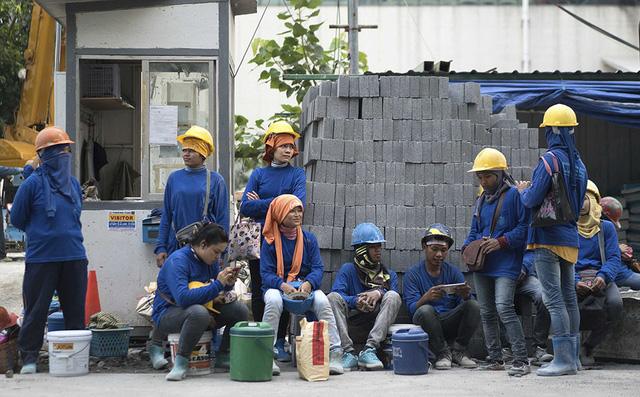 Lao động Campuchia, Lào và Myanmar được ở lại Thái Lan đến hết tháng 7/2020 - Ảnh 1.