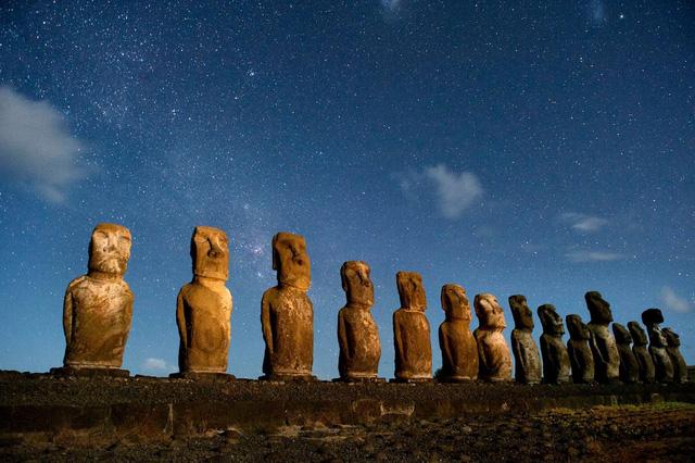 Người Nam Mỹ và người Polynesia cổ đại có cùng huyết thống - Ảnh 1.