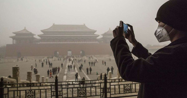 Phát minh mới giúp xác định nguồn gây ô nhiễm không khí - Ảnh 1.