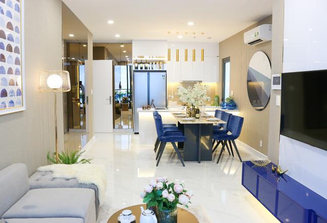 Precia - căn hộ phong cách Bắc Âu tại tâm xanh Thủ Thiêm - Ảnh 4.