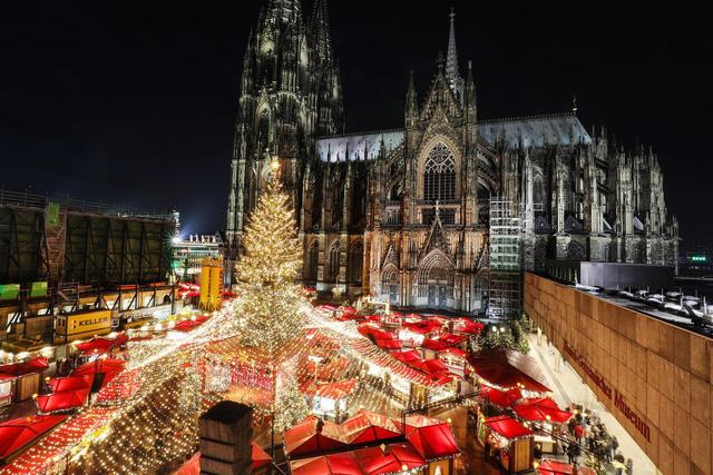 Thành phố của Đức tạm chia tay với một nét văn hóa mùa Giáng sinh - Ảnh 1.