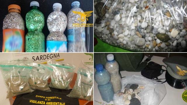 Lấy 2kg cát đem về nước, du khách bị phạt 1.200 USD - Ảnh 1.