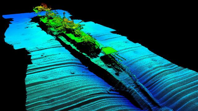 Tìm thấy xác tàu chiến nổi tiếng của Đức Quốc xã chìm ngoài khơi Na Uy - Ảnh 1.