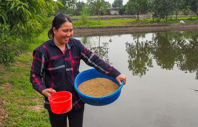 Đồng vốn Tiếp sức nhà nông là cái phao để bà con mình vươn lên thoát nghèo - Ảnh 1.