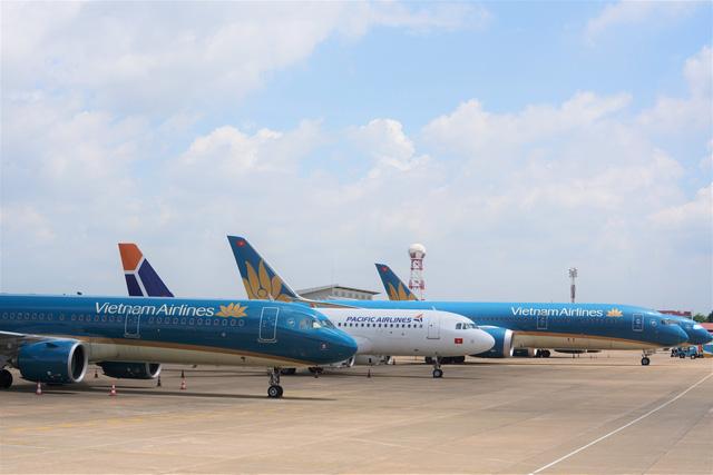 SCIC dự kiến rót thêm 8.000 tỉ vào Vietnam Airlines - Ảnh 1.