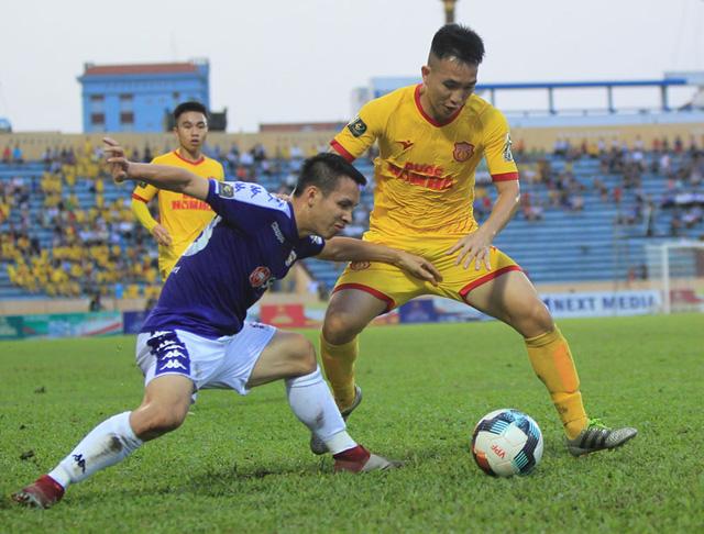 Trước trận khai mạc mùa bóng mới 2021: Nam Định lẫn Hà Nội đều không muốn thua - Ảnh 2.