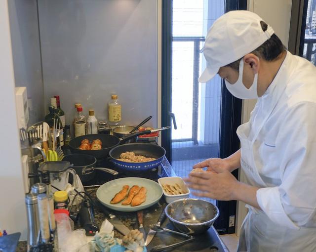 Dịch vụ nấu ăn tại nhà ở Nhật Bản trong thời COVID-19 - Ảnh 1.