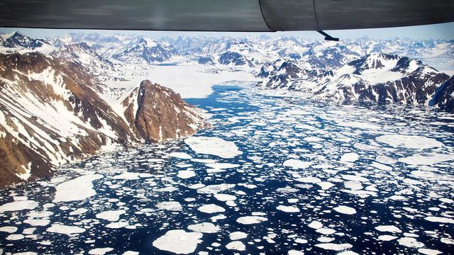 28.000 tấn băng tan chảy trong ba thập kỷ do biến đổi khí hậu - Ảnh 1.